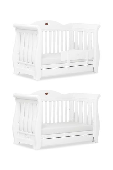 Boori Sleigh Royale Cot Bed