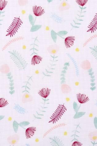 aden + anais™ Essentials Flora Fauna Cotton Muslin Blanket