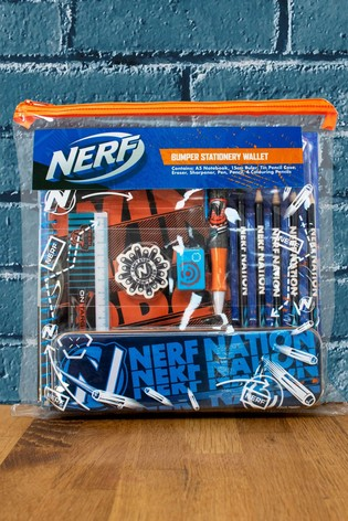 Nerf Compact Bumper Stationery Wallet