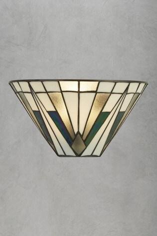 Gordo Tiffany Wall Light by Searchlight