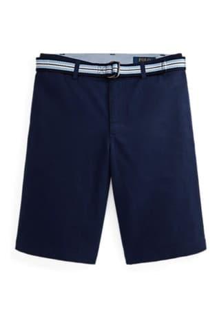 Ralph Lauren Navy Twill Shorts