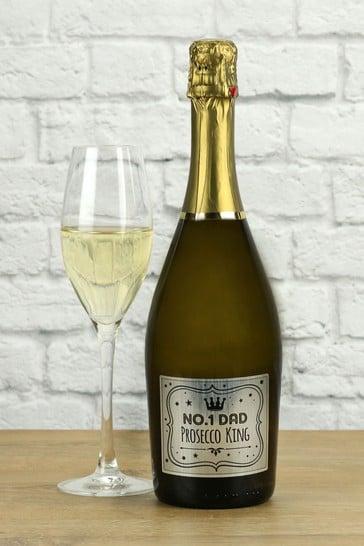 No1 Dad Prosecco Wine Gift Set by LeBonVin