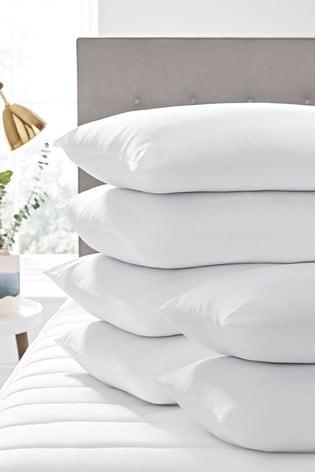 6 Pack Deep Sleep Pillows by Silentnight