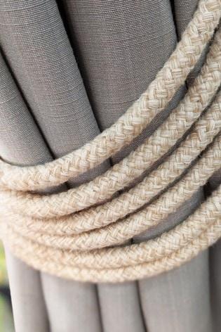 Olivia Bard Multi Rope Tie Back