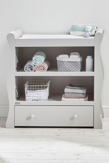 Nebraska Dresser Grey By East Coast