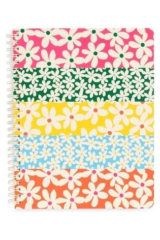 ban.do Rough Draft Daisies Mini Notebook