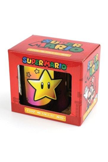 Super Mario Star Power Mug