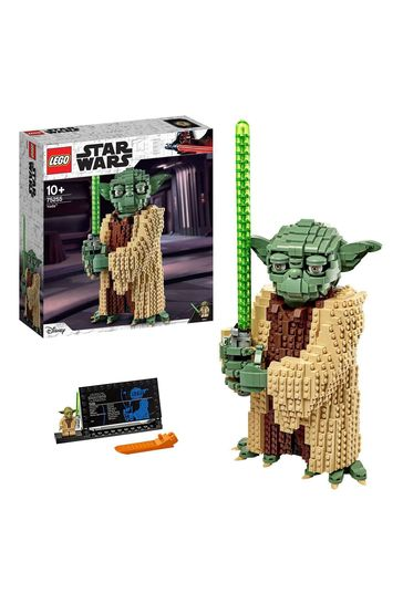 LEGO 75255 Star Wars Yoda Figure Attack of the Clones Set