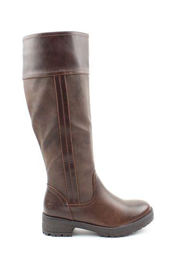 Heavenly Feet Burley7 Ladies Tall Boots