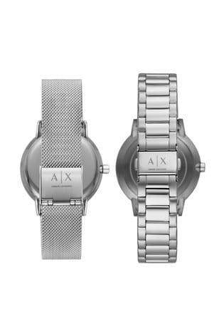 Armarni Exchange His & Hers Watch Set