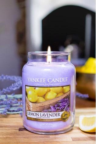 Yankee Candle Classic Large Lemon Lavender Candle