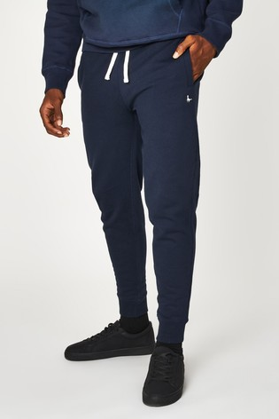 Jack Wills Navy Haydor Slim Fit Joggers