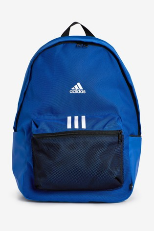 adidas Classic 3 Stripe Badge Of Sport Backpack