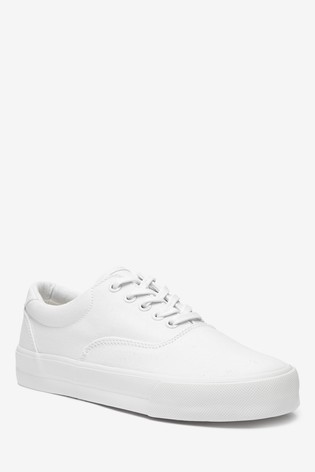 Superdry White Classic Trainers