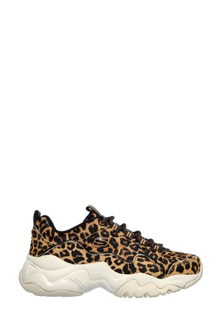 Skechers® D'Lites 3.0 Jungle Fashion Shoes