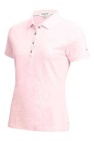 Calvin Klein Golf Performance Cotton Pique Poloshirt