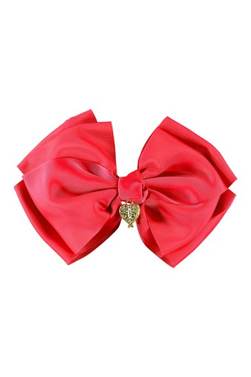 Angel's Face Red Giant Bow