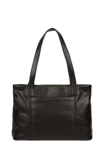 Pure Luxuries London Adley Leather Handbag