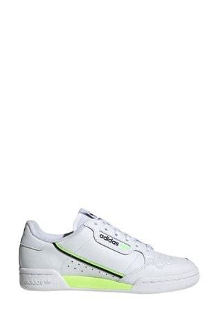 Buy adidas Originals White/Green