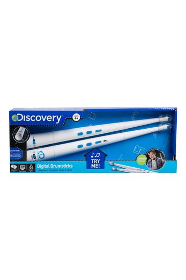 Discovery Drumsticks Digital