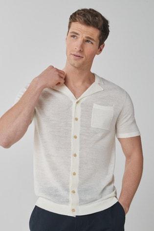 Cream Revere Shirt