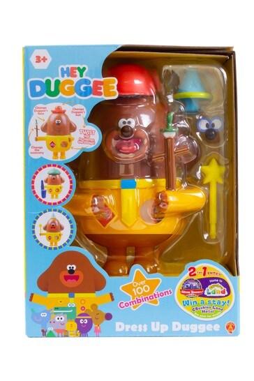 Hey Duggee Dress Me Up Duggee Figurine