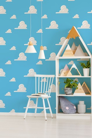 Disney™ Toy Story Andy's Room Wallpaper by Art For The Home