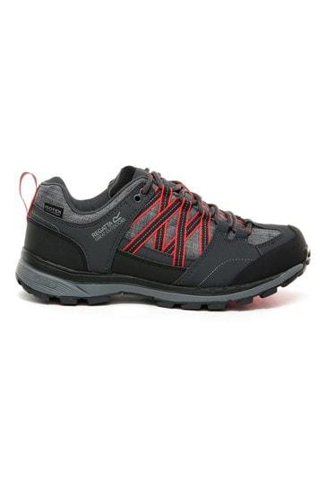 Regatta Grey Lady Samaris Low Ii Walking Shoes