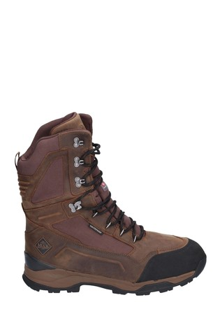 """Muck Boots Brown Summit 10"""" Cold Weather Performance Boots"""