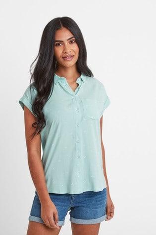 Tog 24 Blue Cowes Womens Shirt