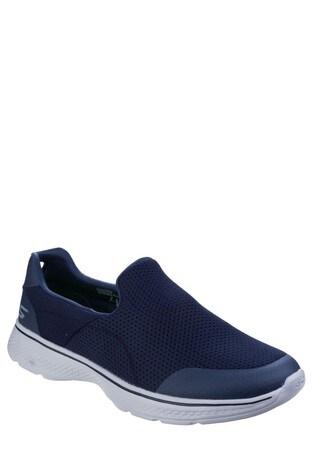 Skechers® Black Go Walk 4 Incredible Shoes