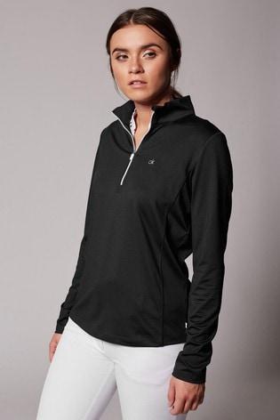 Calvin Klein Golf Performance Trek Top