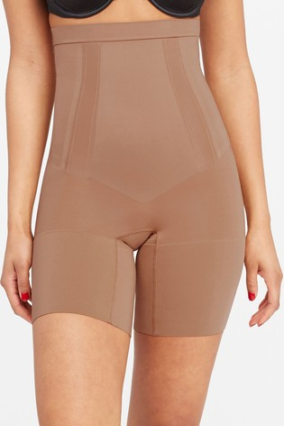 SPANX® Firm Control Oncore High Waisted Mid Thigh Shorts