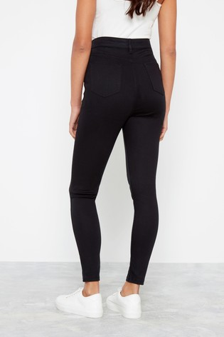 F&F Black Contour Stay Jeans