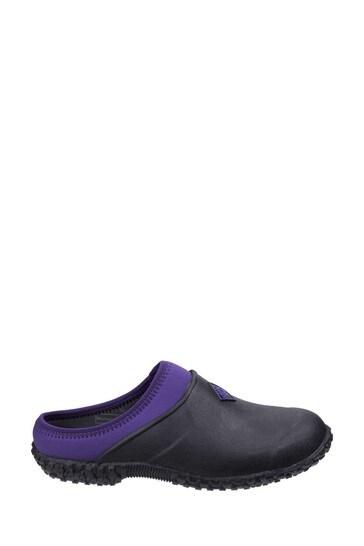 Muck Boots Black Muckster II Gardening Clog Boots
