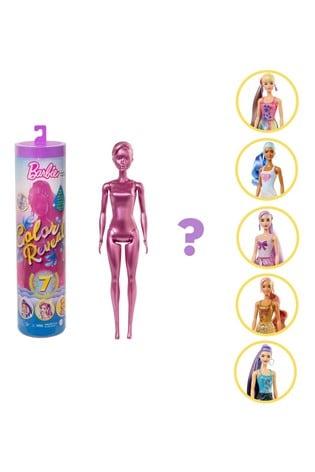 Barbie Colour Reveal CDU Doll