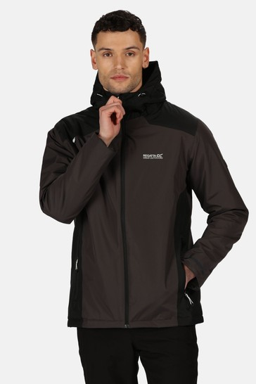 Regatta Grey Thornridge II Waterproof Jacket