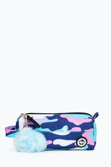 Hype. Evie Camo Pencil Case