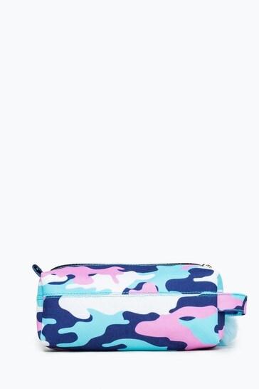 Hype. Evie Camo Pencil Case