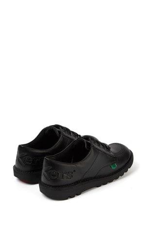 Kickers® Black Kick Lo Shoes