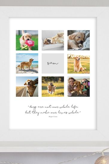 Personalised Pet Memories Gift Experience by