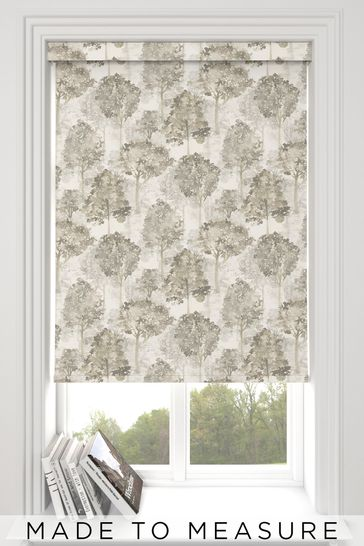 Richmond Natural Made To Measure Roller Blind