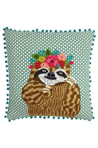 Riva Home Funky Sloth Cushion