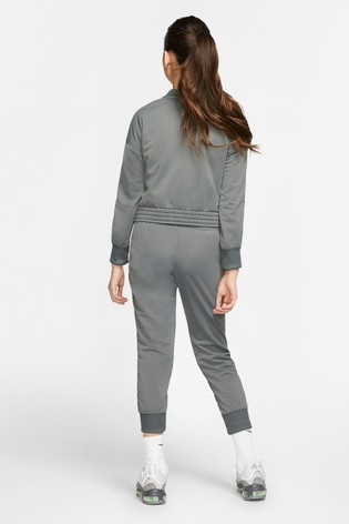 Nike Grey Tricot Tracksuit