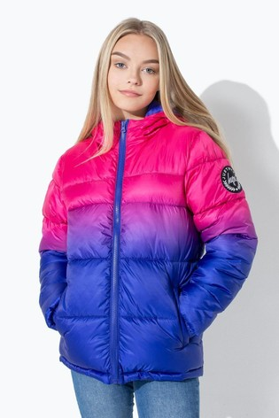Hype. Fade Kids Padded Jacket