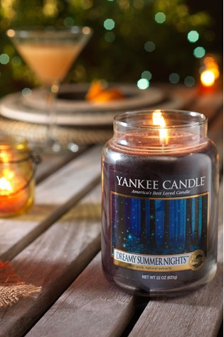 Yankee Candle Classic Large Dreamy Summer Nights Candle