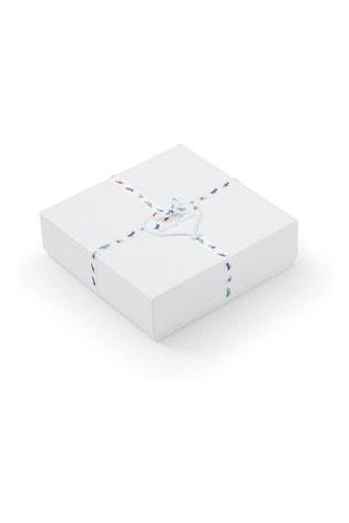 Kissy Kissy White Aviators 5 Piece Gift Set
