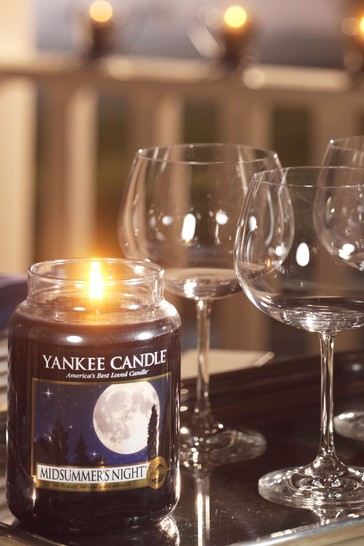 Yankee Candle Classic Large Midsummers Night Candle
