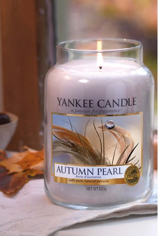 Yankee Candle Classic Large Autunm Pearl Candle