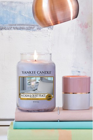 Yankee Candle Classic Large A Calm And Quiet Place Candle